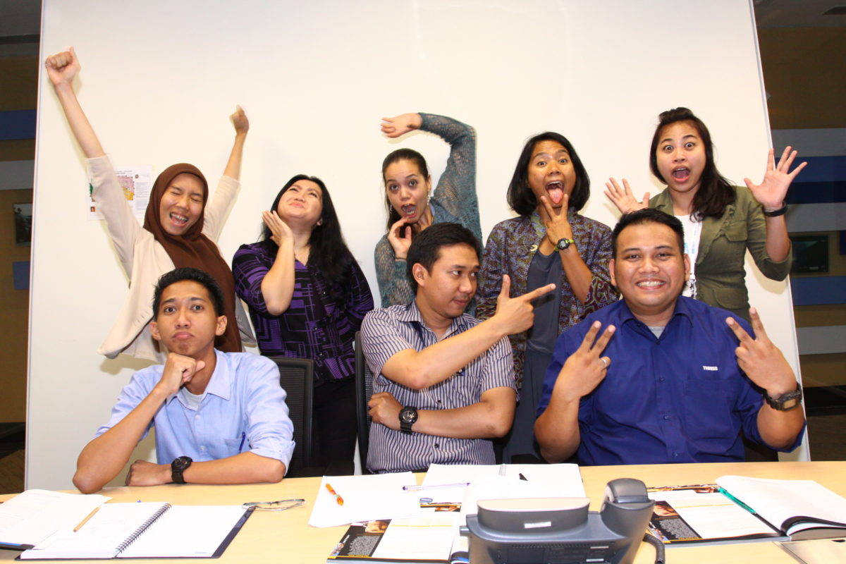 Les Bahasa Inggris Karyawan di Makassar