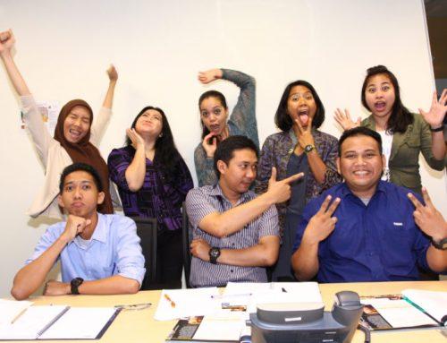 English Training for Companies Makassar