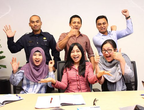 English Course for Employees Makassar